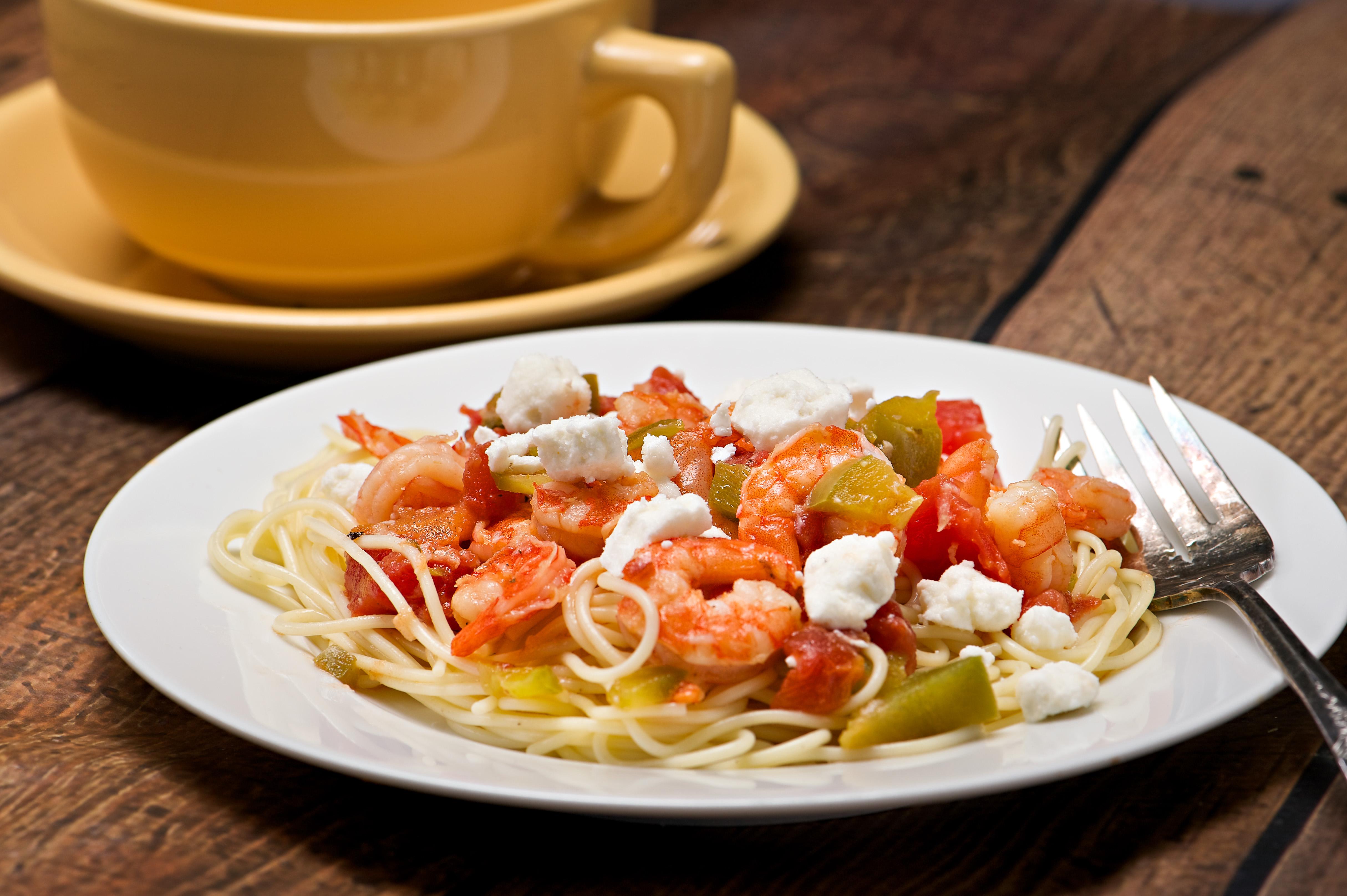 Greek Style Scampi Mi Coop Kitchen