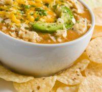 Chicken-Enchilada-Soup