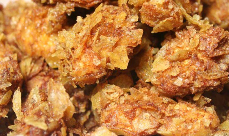 Crunchy Chicken Nuggets