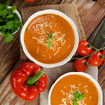 Terrific Tomato Soup