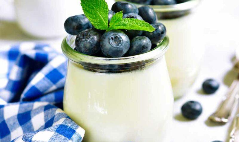 Creamy Fruit Jello