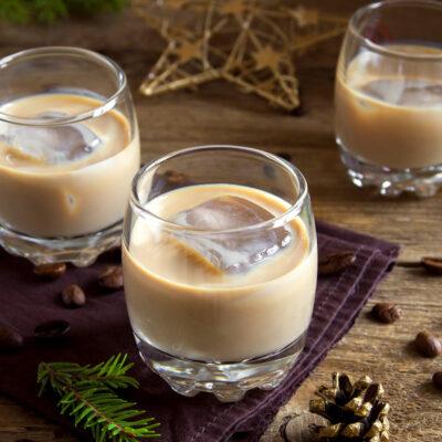 Irish Cream drink